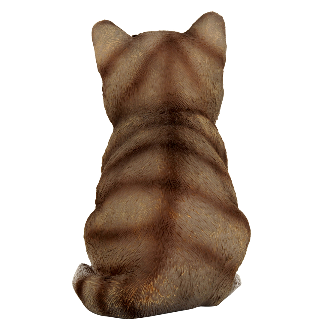 Decorado Creations 7 inch Small real looking Cat statue for garden ...